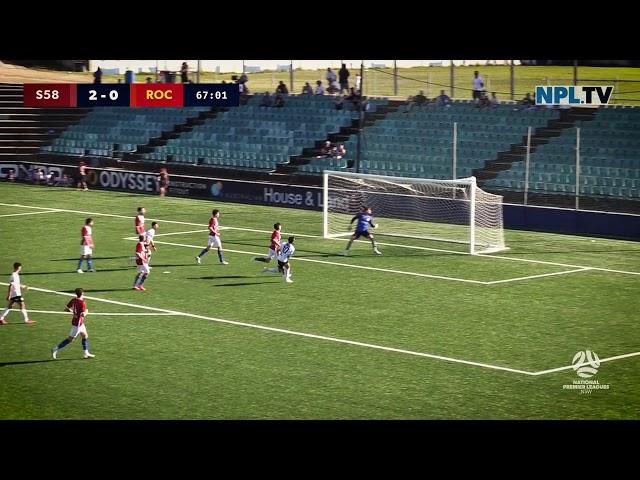 NPL NSW Men's Grand Final 2020 Teaser: Rockdale Ilinden v Sydney United 58