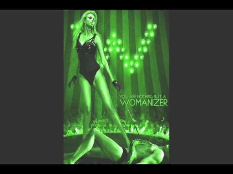 Britney Spears Womanizer [Justice Remix] mp3