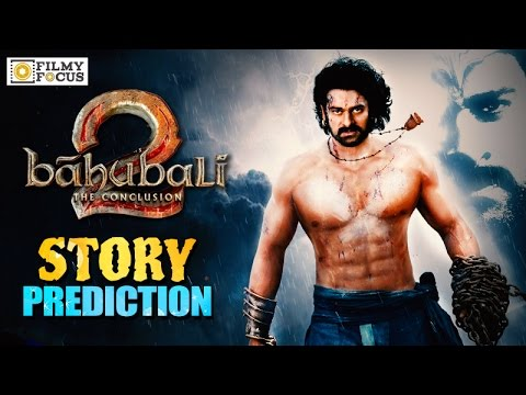 Thumbnail: Baahubali 2 Story Prediction From Trailer || Prabhas, Rana, Anushka || Fan Made