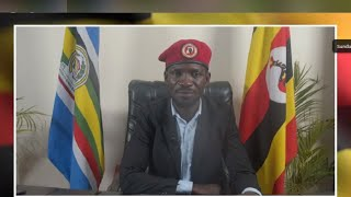 H E Bobi Wine Addressing Ugand…