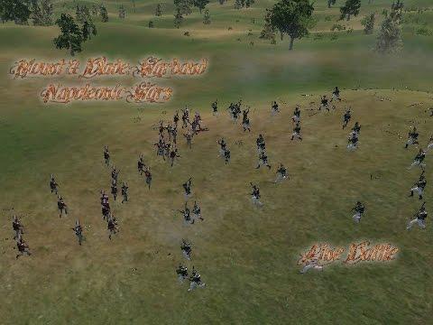 Napoleonic Wars - Line Battle #4 31.07.14