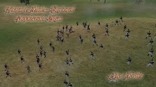 Napoleonic Wars - Line Battle #4 31.07.14