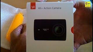 Распаковка экшн камеры