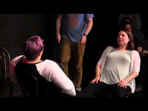 Curtains - UCB NY Cagematch - April 9, 2015