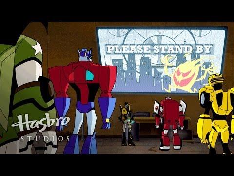 Transformers: Animated - Robot Uprising