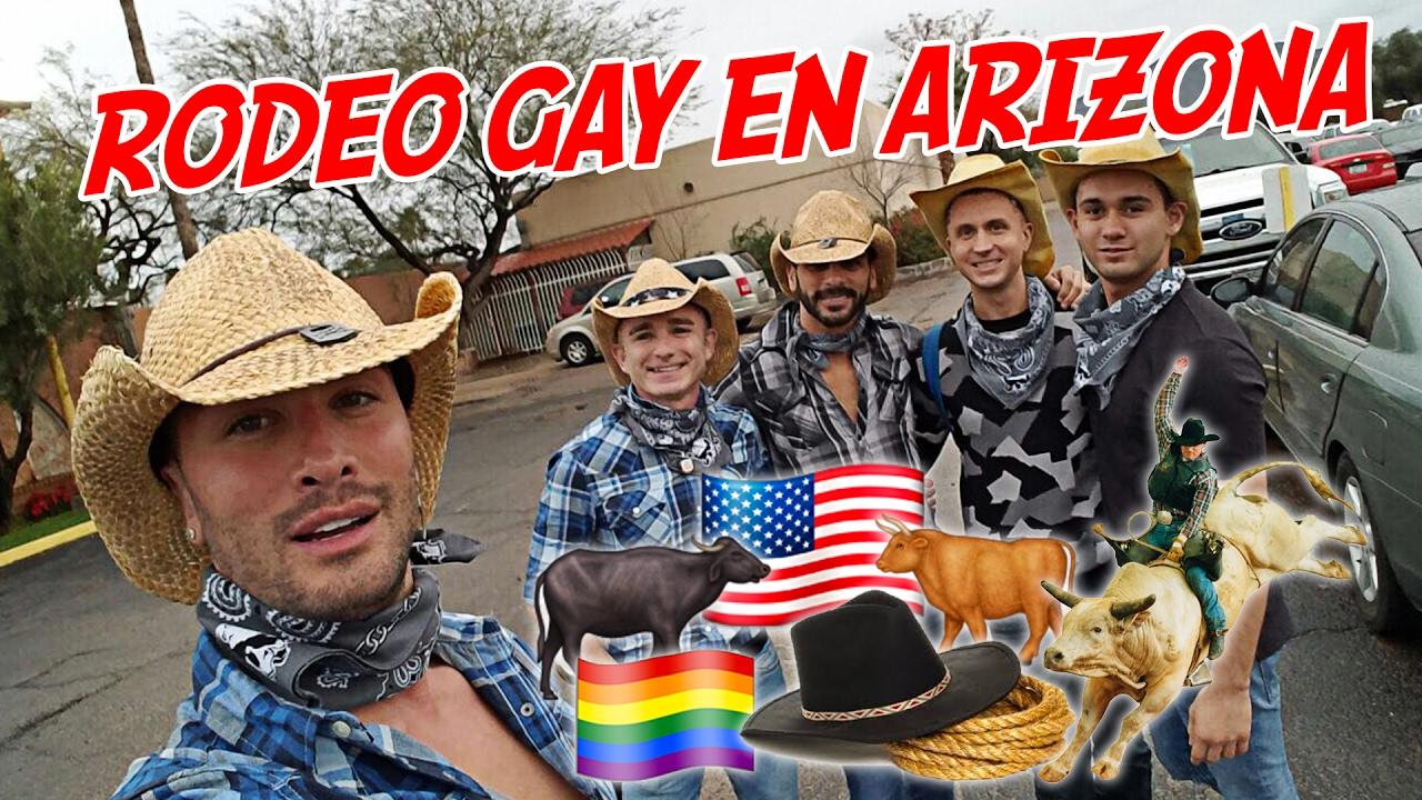 Gay rodeo az