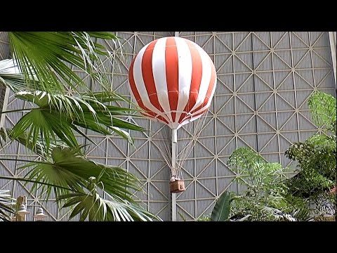 A Fantastic Balloon Ride in Tropical Islands