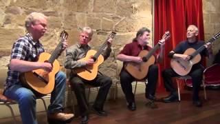 Kirribilli Quartet,  A Smooth One, by B Goodman (arr T Cusack)