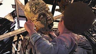 Clem Reaction to AJ Death vs AJ Reaction to Clem Death (GameOver) - Walking Dead Final Season Ep4