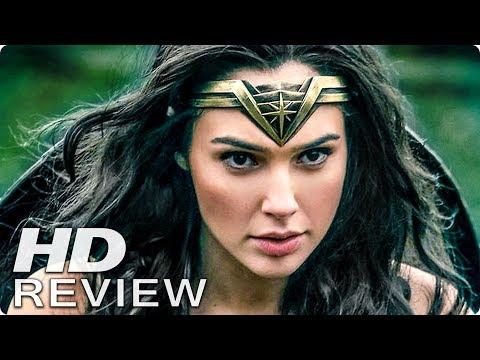 WONDER WOMAN Kritik Review (2017)