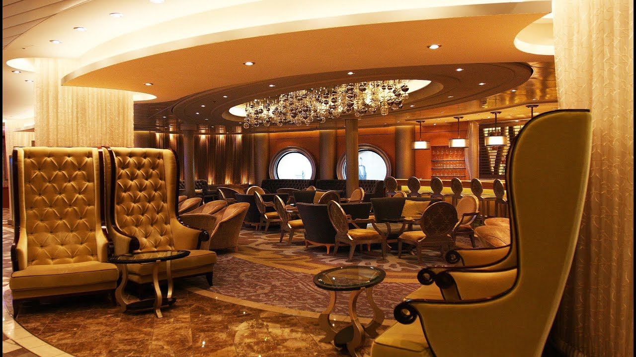 Inside The Worlds Biggest Cruise Ship YouTube - Pictures of the inside of a cruise ship