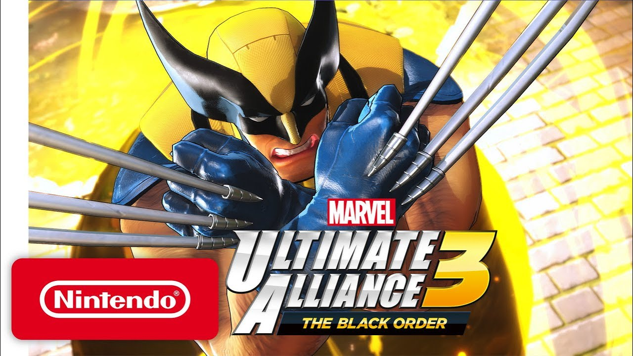 'Marvel Ultimate Alliance 3' Is Finally Arriving!