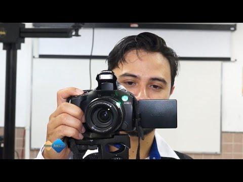 Видео Curso tecnico de fotografia