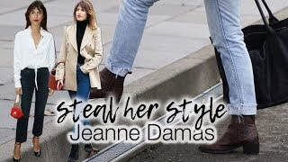 Steal her style: Jeanne Damas!
