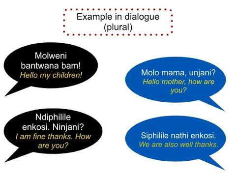 useful xhosa phrases