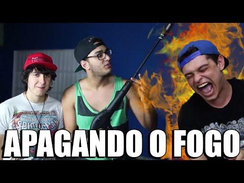 COMO ACABAR COM O CALOR?? – ft. Felipe Castanhari