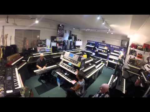 B Street Music-Kurzweil/Nord Clinic Video 4
