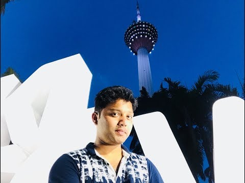 Malaysia Day 1 | KL Tower | Sky Deck | Observation Deck