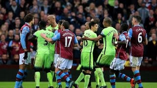 Video Gol Pertandingan Aston Villa vs Manchester City