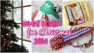 What I got for Christmas 2014 │PerfectHonesty Thumbnail