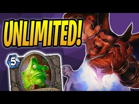 UNLIMITED DOOMGUARDS with CUBELOCK! | Cube Warlock | The Boomsday Project | Hearthstone