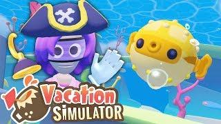 Puffi und der Piratenschatz | VR Urlaub Simulator #4