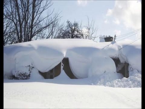 Snowvember 2014 Lake Effect Storm Slideshow, Buffalo New York