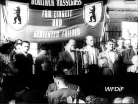 Komunikat Ministerstwa Prawdy nr 59: Przemówienie berlińskie