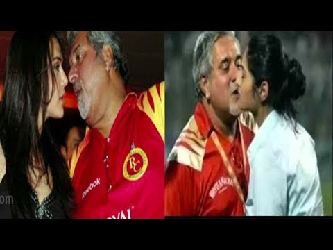 Vijay Mallya's Secret Photos With Bollywood Actresses Goes V