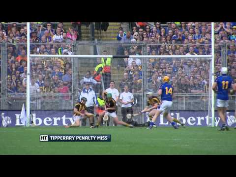Kilkenny vs Tipperary All-Ireland Senior Hurling Final 2014 1st Game