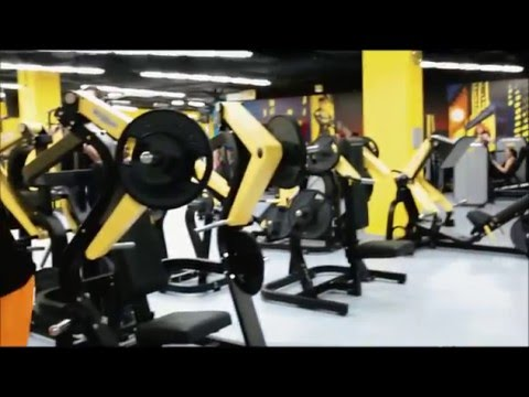 Фитнес клуб Come On Gym Вегас в Москве