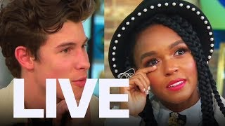 Shawn Mendes, Janelle Monae React To Grammy Noms | ET Canada LIVE