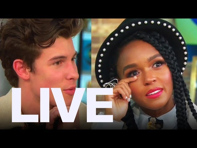 shawn-mendes-janelle-monae-react-to-grammy-noms-et-canada-live