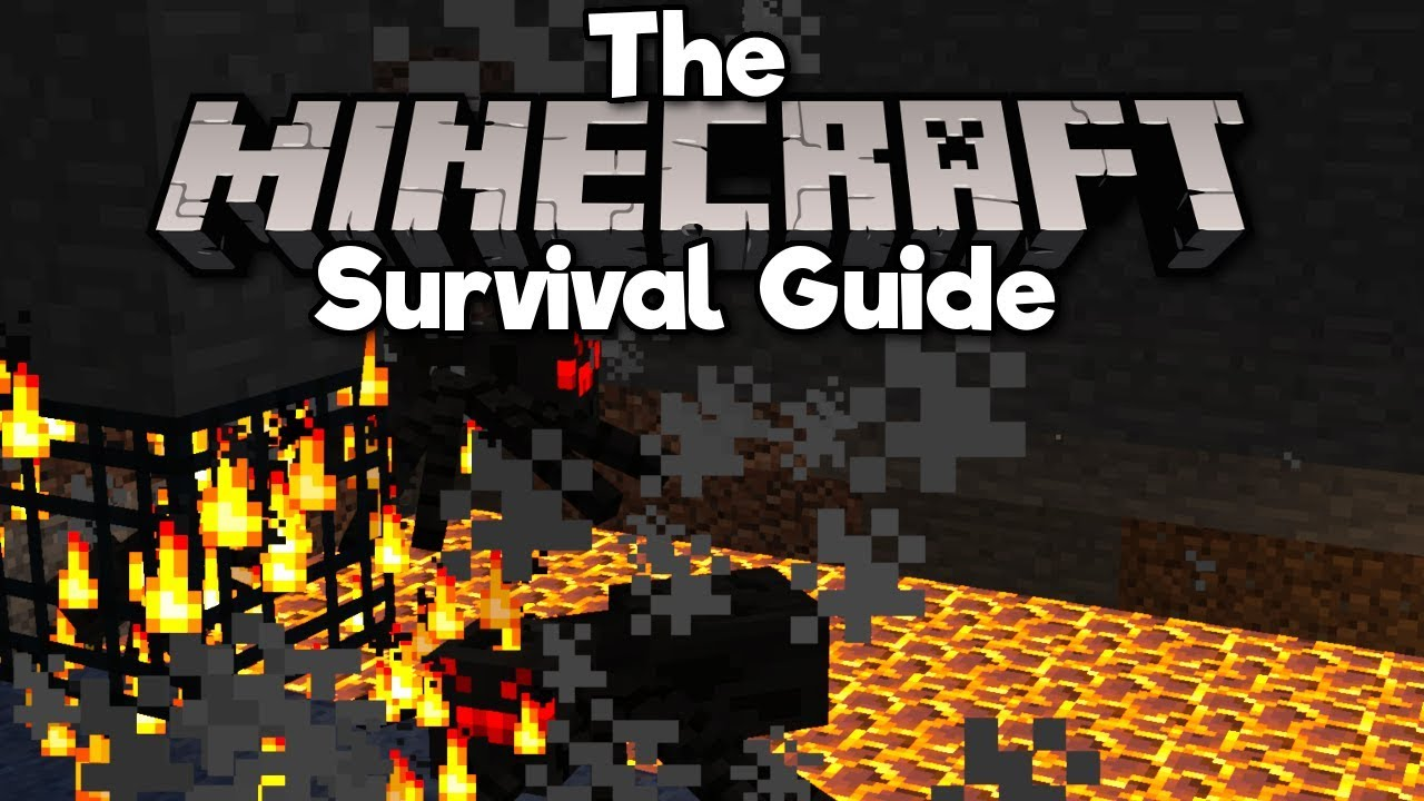 Spider Spawner String Farm! ▫ The Minecraft Survival Guide (Tutorial Lets Play) [Part 29]
