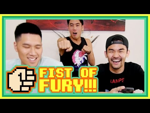 Playing Fist of Fury!