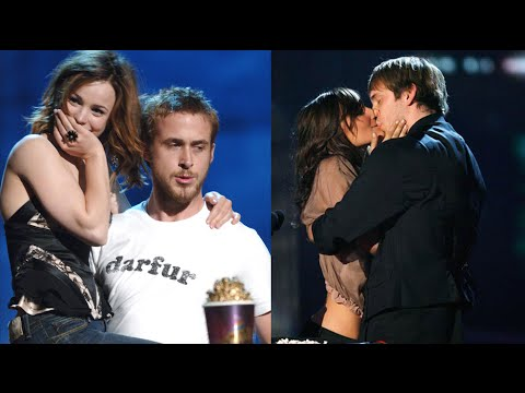 7 Memorable 'Best Kiss' Moments! (MTV Movie Awards) | Hollywire