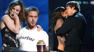 7 memorable best kiss moments mtv movie awards