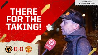 WILLIAMS POTENTIAL LEGEND? Wolves 0-0 Manchester United Fancam