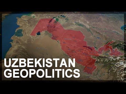 Geopolitics of Uzbekistan