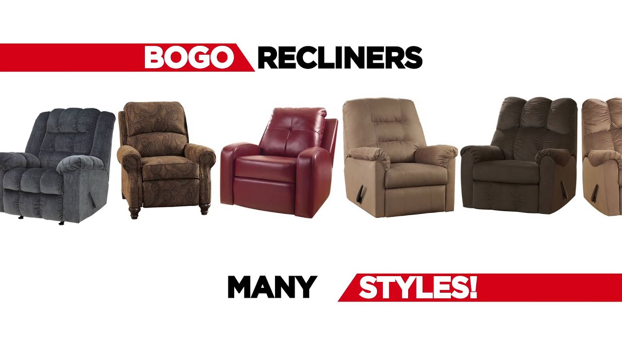 Black Friday Deals Start NOW on BOGO Recliners!  sc 1 st  YouTube & Black Friday Deals Start NOW on BOGO Recliners! - YouTube islam-shia.org