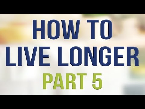 How to Live Longer [Pt 5] Why Food Prep Matters, Q&A