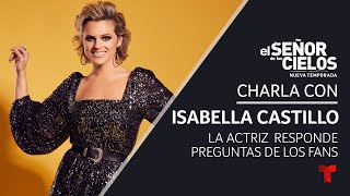 En Vivo: Isabella Castillo Q&A #QuédateEnCasa | Telemundo Novelas