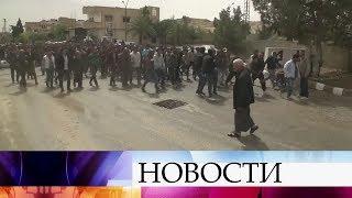 Сирийским военным удалось договориться с боевиками в Хомсе, они сдадут оружие.