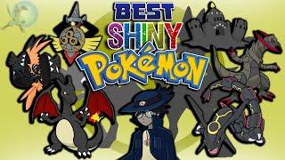 Top 10 BEST Shiny Pokémon