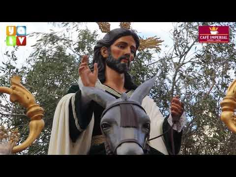 Carrera Oficial de La Borriquita Semana Santa Algeciras 2019 Domingo de Ramos