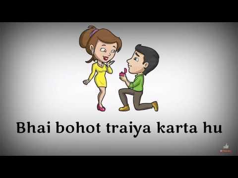 Whatsapp status video = thodi jinni peeti hai ||2018 remix