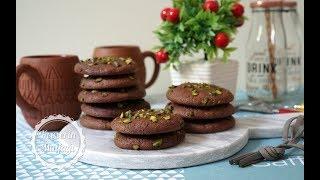 Yumuşacık Çikolatalı Brownie Kurabiye Tarifi