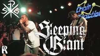 Sleeping Giant - Chain Reaction 2016