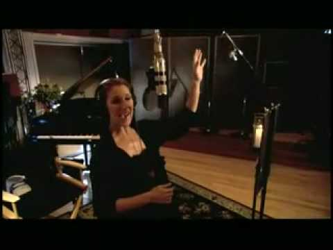 Celine Dion Map To My Heart Recording Session HQ