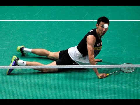 Lee Chong Wei Defence Compilation [1000 subscriber video]